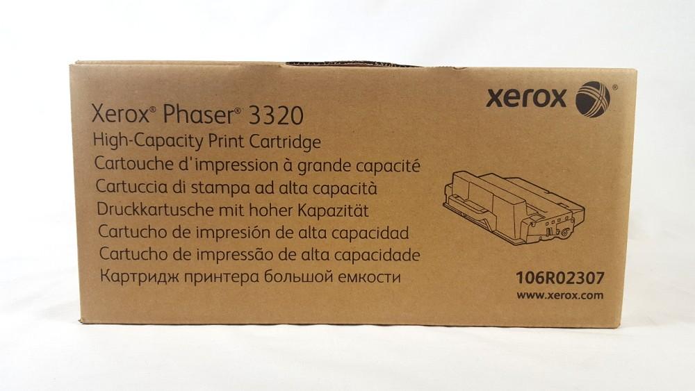 Genuine Xerox 106R02307 Black High Capacity Print Cartridge (106R02307)