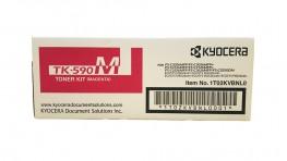 Genuine Kyocera TK-590M Magenta Toner Cartridge (TK590M)