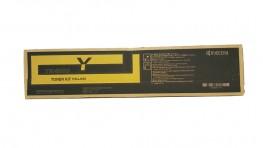 Genuine Yellow Kyocera TK-8505Y Toner Cartridge - (TK8505Y)
