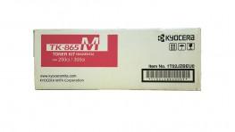 Genuine Magenta Kyocera TK-865M Toner Cartridge (TK865M)