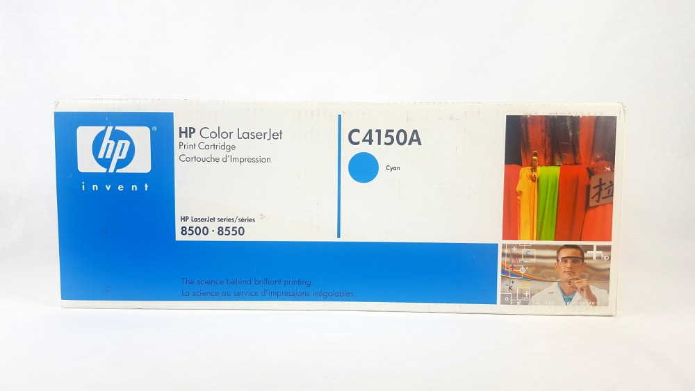 Genuine HP C4150A Cyan Toner Cartridge (C4150A)