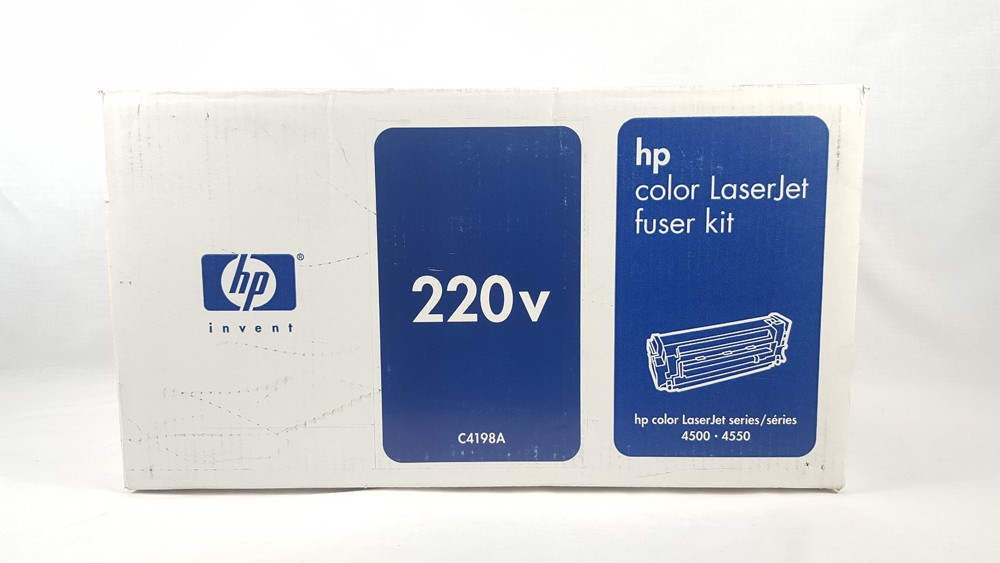 Genuine HP C4198A 220V Fuser Kit (C4198A)