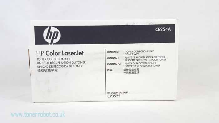 Genuine HP CE254A Waste Toner Collector (CE254A)