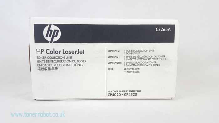 Genuine HP CE265A Waste Toner Collector (CE265A)
