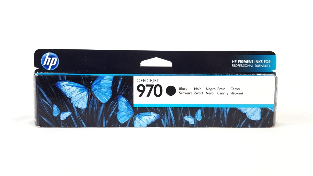 Genuine HP 970 Black (CN621AE) Ink Cartridge