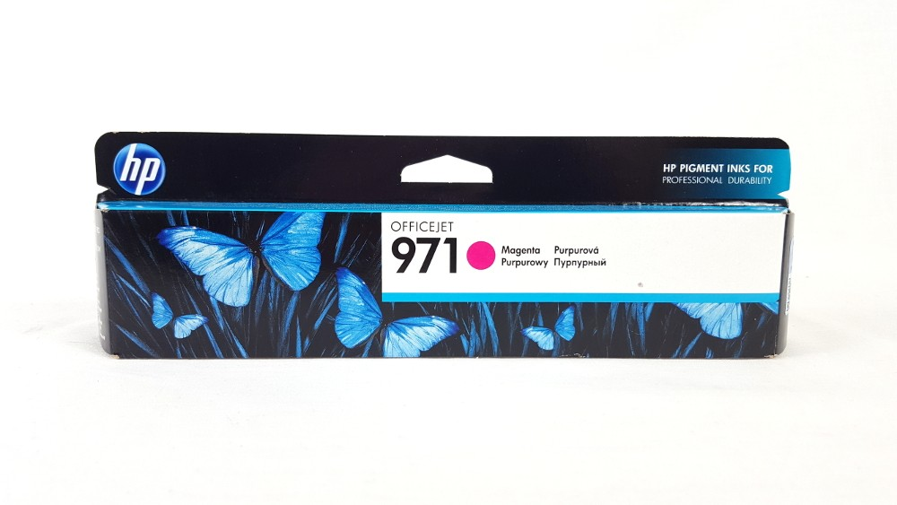 Genuine HP 971 Magenta (CN623AE) Ink Cartridge