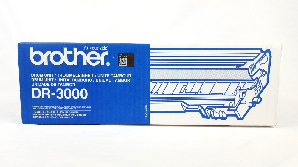 Genuine Brother DR3000 Drum Unit (DR-3000)
