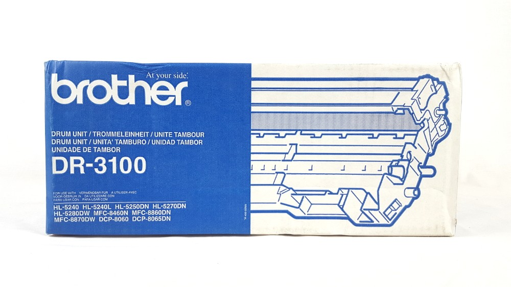 Genuine Brother DR3100 Imaging Drum Unit (DR-3100)