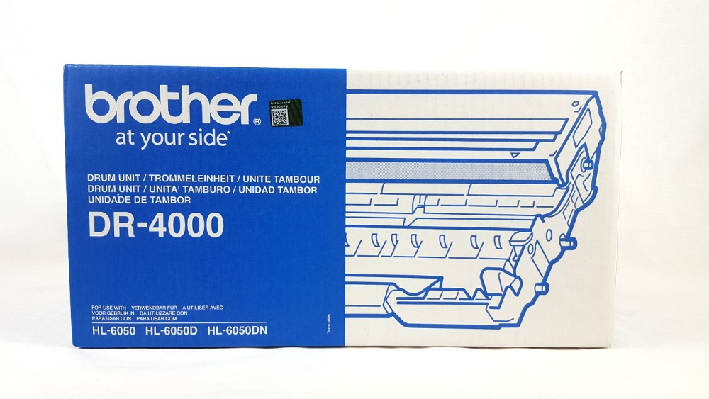 Genuine Brother DR4000 Drum Unit (DR-4000)