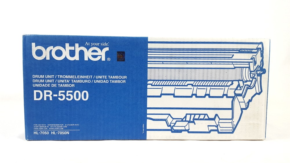 Genuine Brother DR5500 Drum Unit (DR-5500)