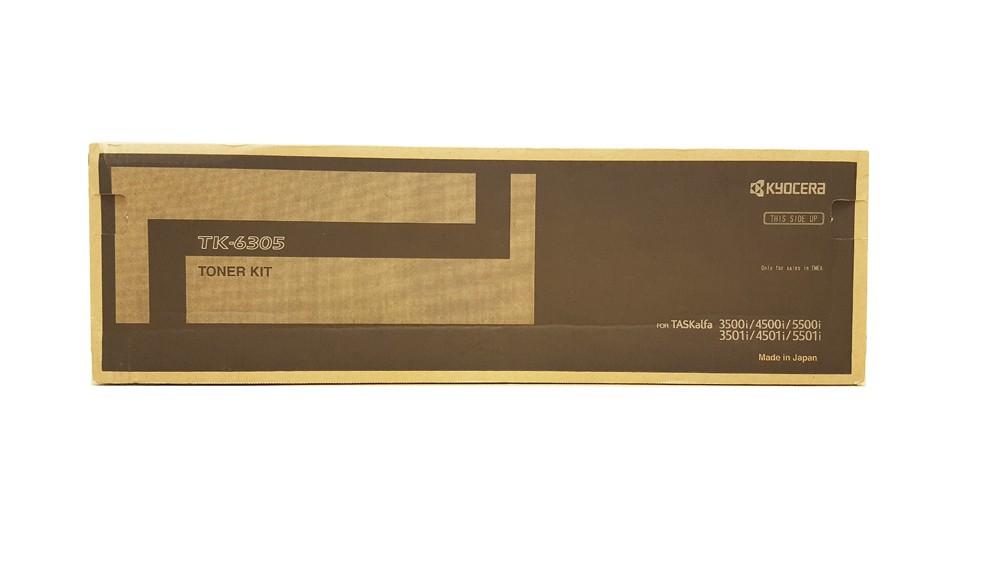 Genuine Black Kyocera TK-6305 Toner Cartridge - (TK6305)