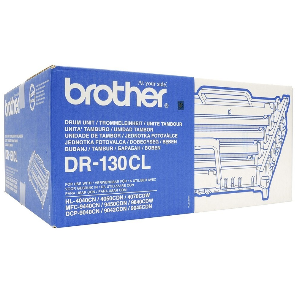 Genuine Brother DR130CL Imaging Drum Unit (DR-130CL)