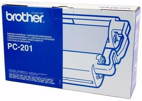 Genuine Brother PC201 Thermal Ribbon & Cassette (PC-201)