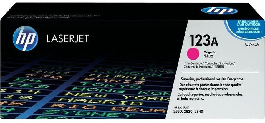 Genuine HP Q3973A Light User Magenta Toner Cartridge (Q3973A)